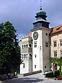 Pieskowa Skala zamek2(pischmak).JPG