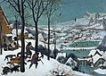 Pieter Bruegel the Elder - Hunters in the Snow (Winter) - Google Art ProjectFXD.jpg