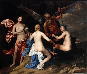 Pieter Thijs - Time and the Three Fates