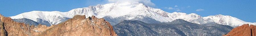 Colorado page banner