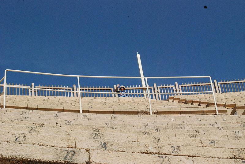 טיילת קיסריה עתיקה
