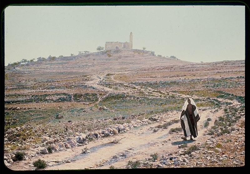 קבר שמואל הנביא במצפה