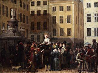 1833 in Sweden - Pilt Carin Ersdotter.