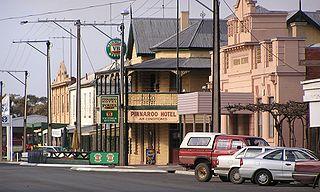 Pinnaroo, South Australia Town in South Australia