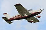 Piper PA28-236 Dakota 'G-ZSDB' (36054711840).jpg