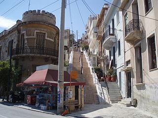 Munichia place in Piraeus, Athens