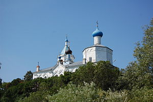 Pskovsky District - The Church of St. Matthew in the village of Piskovichi