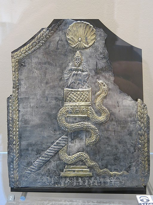 Plaque de Saint-Simeon (Louvre, Bj 2180)