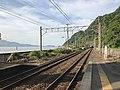 Platform of Ryugamizu Station 3.jpg