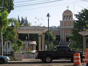 Moca, Puerto Rico - Image: Plaza de Moca