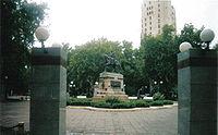 Plaza principal de Villa Mercedes.jpg