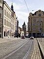 Plzeň, náměstí Republiky k Pražské.jpg
