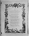Poesie per l'ingresso solenne di sua eccellenza il signor Gio- Antonio Gabriel cavaliere, e cancellier grande MET MM7431.jpg