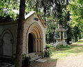 Pohrebná kaplnka, Rodina Déri, cintorín sv. Rozálie Košice, Slovensko.jpg