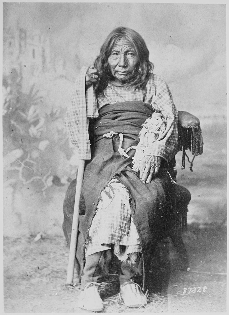 File Poison A Cheyenne Woman Almost 100 Years Old Full