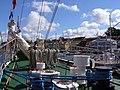 Pokład ORP Iskra w Visby.JPG
