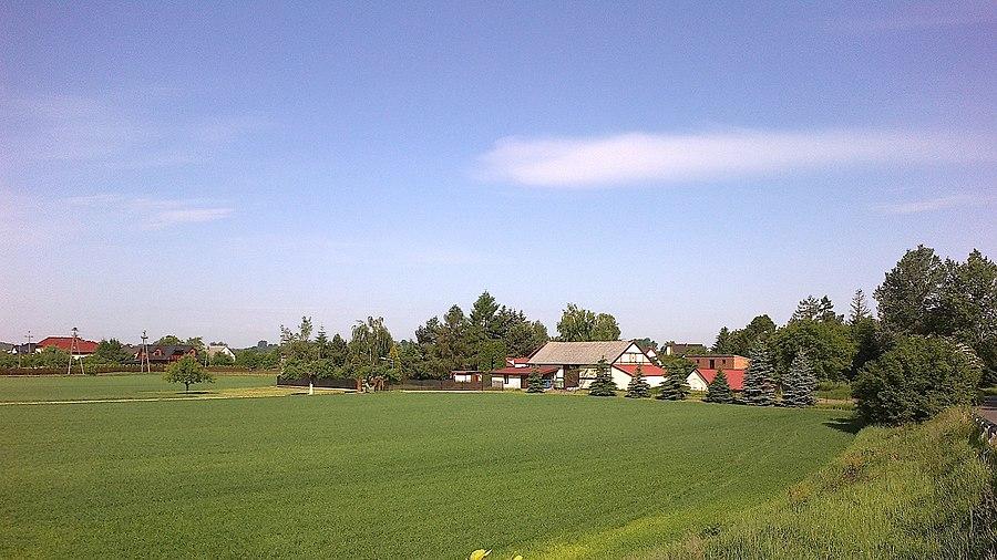 Ciszyca, Masovian Voivodeship