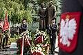 Pomnik Prezydenta Lecha Kaczyńskiego i Pierwszej Damy Marii Kaczyńskiej w Radomiu.jpg