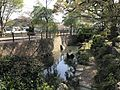 Pond in Itsuki Shrine.jpg
