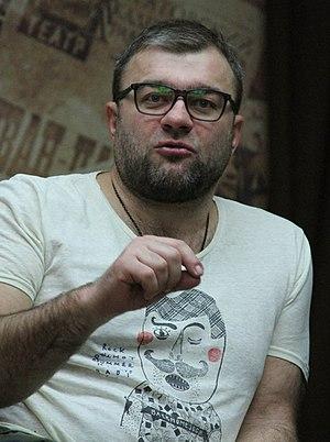 Mikhail Porechenkov - Image: Porechenkov 2577