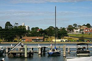Portarlington, Victoria - Portarlington seen from the town's pier