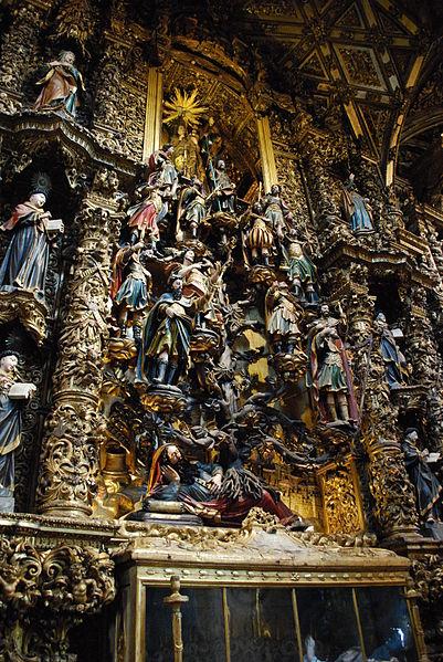 File:Porto - Igreja de São Francisco - Árvore de Jessé.jpg