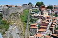 Porto - Muralhas Fernandinas e funicular.jpg