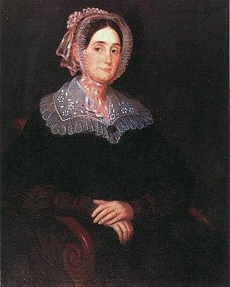 Valcour Aime - Joséphine Roman, ca. 1838