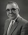 Portrait of Robert Bahmer, Fourth Archivist of the United States, ca. 1965 (12238837864).jpg