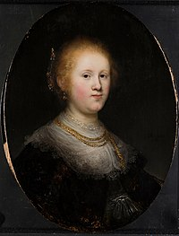 Portrait of a Young Woman (Allentown) - Rembrandt - after 2019 restoration.jpg