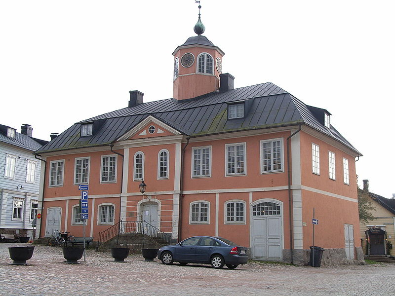 Soubor:Porvoo Rathaus1.JPG