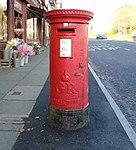 Post box on Church Road, Wavertree.jpg