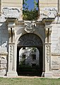 Pottendorf - Schloss, Portal.JPG