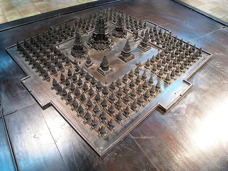 File:Prambanan Architectural Model.jpg