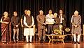 Pranab Mukherjee, the Vice President, Shri M. Hamid Ansari, the President-elect, Shri Ram Nath Kovind and the Prime Minister (2).jpg