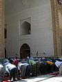 Prayers of Noon - Grand Mosque of Nishapur -September 27 2013 51.JPG
