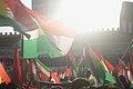 Pre-referendum, pro-Kurdistan, pro-independence rally in Erbil, Kurdistan Region of Iraq 24.jpg