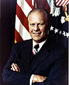 President Gerald R. Ford poses for an official White House photo in Washington, D.C. Exact date shot unknown 131030-N-ZZ999-004.jpg