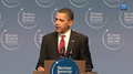 President Obama speaking at the Nuclear Security Simmit, Washington 2010 from West Wing Week ep 03 The Interpreter's Lounge (public domain -work of the federal government).png