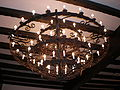 Presidio of SF Officer's Club Moraga Room chandelier.JPG
