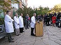 Press Briefing on Arrival of Ebola Patient at NIH - Oct. 2014.jpg
