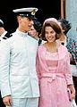 Prince Amedeo and Princess Claude 1963.jpg