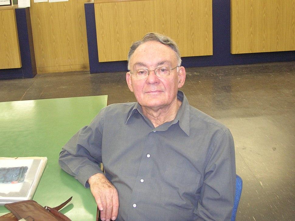 Professor David Jacoby