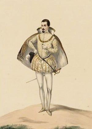 Les Huguenots - Prosper Dérivis as Nevers