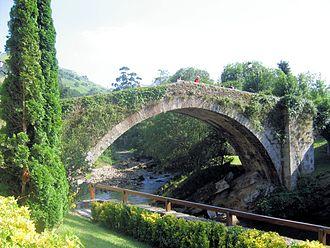 Liérganes - Old Bridge at Liérganes