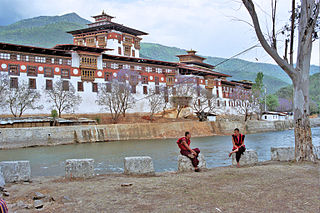 Treaty of Punakha