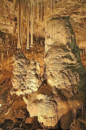 Punkva Caves - Image: Punkevní jeskyně3