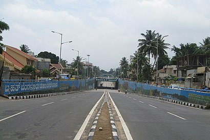 How to get to Puttenahalli with public transit - About the place