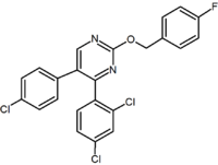 Pyrimidine CB1 derivative.png