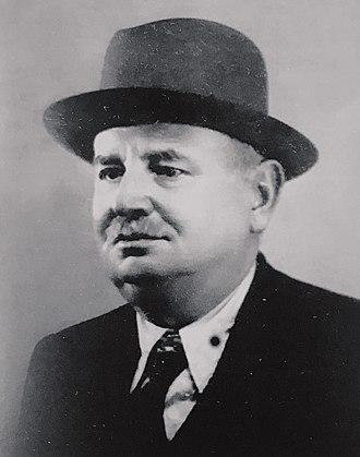 Qazim Koculi - Image: Qazim Koculi (side portrait)